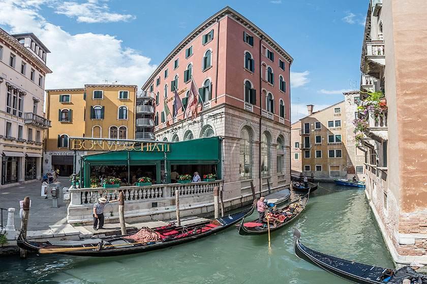Bonvecchiati Hotel Venice Booking