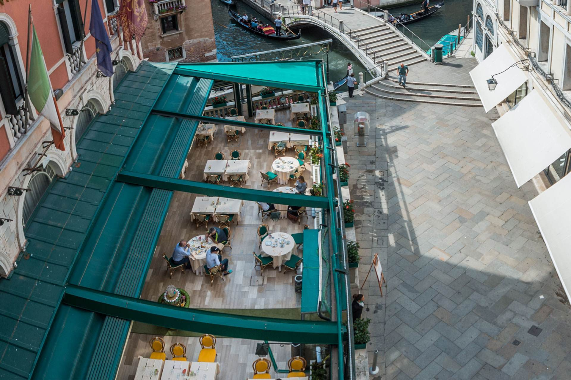 Beautiful Ristorante La Terrazza Venezia Pictures - Home Design ...