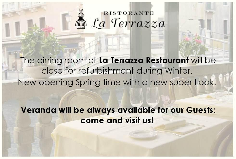 Traditional Restaurant in Venice | La Terrazza Venice Restaurant