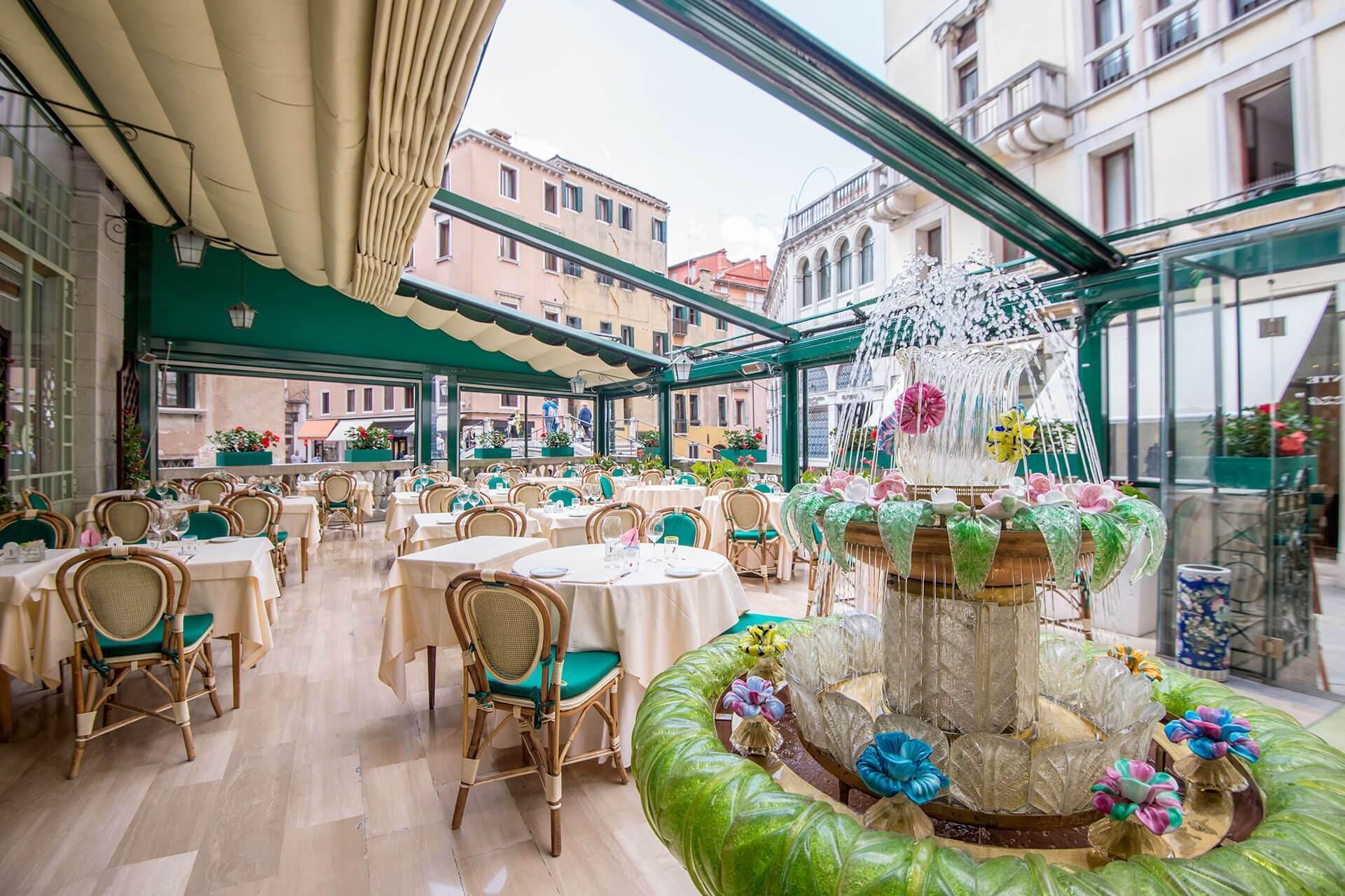 Traditional Restaurant in Venice   La Terrazza Venice Restaurant