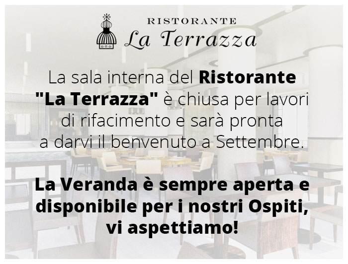 Ristorante Tradizionale a Venezia | Ristorante La Terrazza Venezia